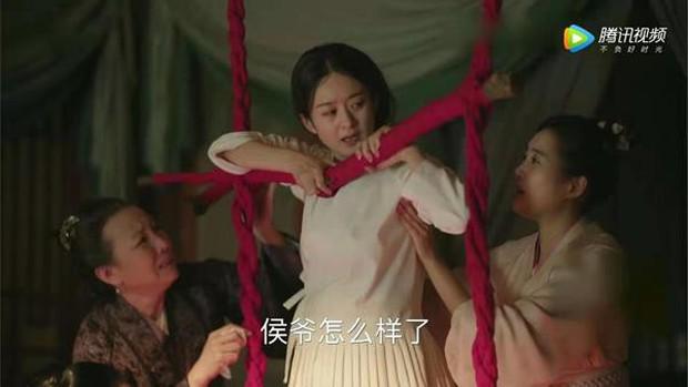 Nhìn nước bạn dồn dập drama, fan Hoa Ngữ kiếm chuyện đi so cảnh đẻ của Triệu Lệ Dĩnh và Vương Diễm - Ảnh 5.
