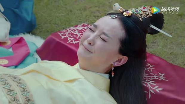 Nhìn nước bạn dồn dập drama, fan Hoa Ngữ kiếm chuyện đi so cảnh đẻ của Triệu Lệ Dĩnh và Vương Diễm - Ảnh 6.