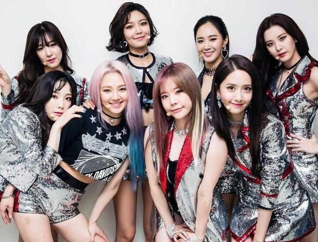 """10 girlgroup """"ẵm"""" nhiều cúp âm nhạc nhất: BLACKPINK mất hút, quán quân vẫn là 1 huyền thoại Kpop Gen 2 - Ảnh 10."""