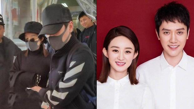Nhìn nước bạn dồn dập drama, fan Hoa Ngữ kiếm chuyện đi so cảnh đẻ của Triệu Lệ Dĩnh và Vương Diễm - Ảnh 7.