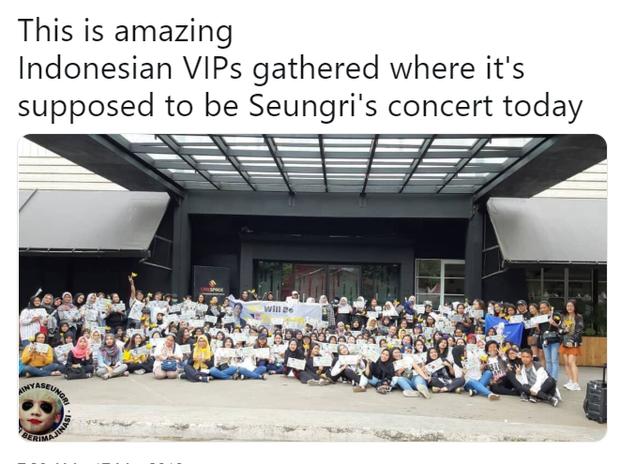 """Dân mạng """"khẩu chiến"""" gay gắt khi fan vẫn làm hành động này để ủng hộ Seungri sau chuỗi scandal chấn động - Ảnh 1."""