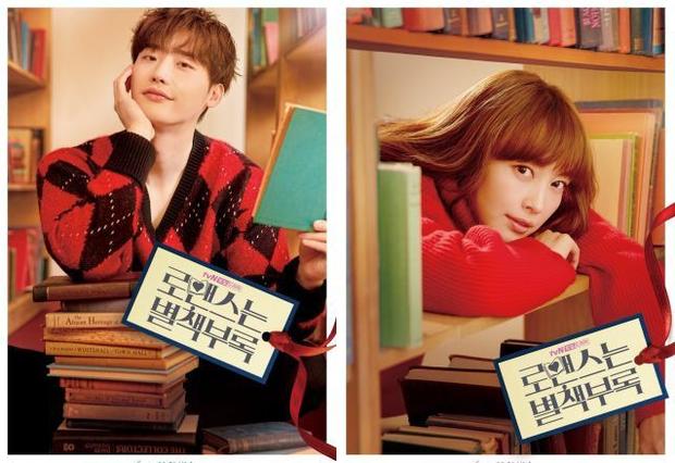 4 chiêu tỏ tình cộp mác mọt sách trong Phụ Lục Tình Yêu của Lee Jong Suk - Ảnh 5.