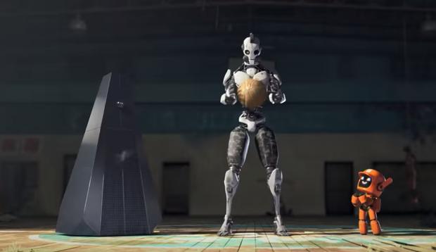 """""""Love, Death and Robots"""" tập 2: Tour du lịch kỳ quặc và ám ảnh của 3 chú robot - Ảnh 3."""