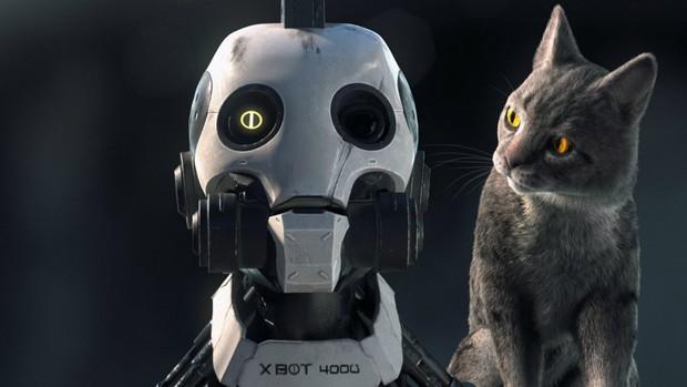 """""""Love, Death and Robots"""" tập 2: Tour du lịch kỳ quặc và ám ảnh của 3 chú robot - Ảnh 5."""