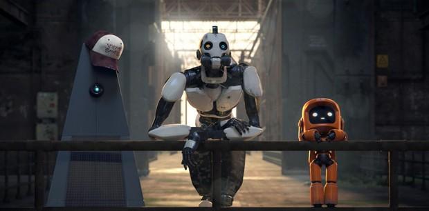 """""""Love, Death and Robots"""" tập 2: Tour du lịch kỳ quặc và ám ảnh của 3 chú robot - Ảnh 2."""