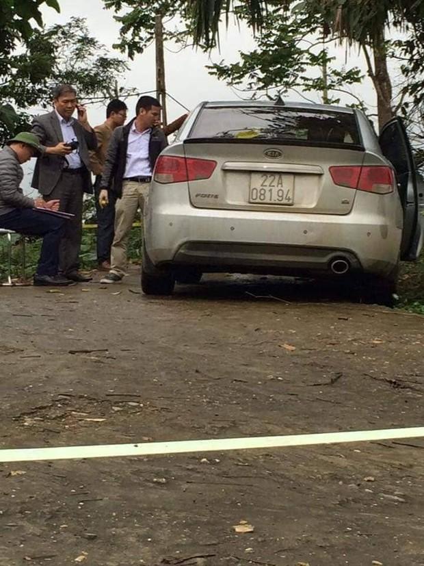 Xác định danh tính nghi phạm bắn tài xế cướp xe taxi ở Tuyên Quang - Ảnh 1.
