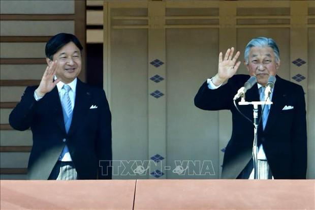 Nhật Bản mời đại diện 195 quốc gia dự sự kiện tân Nhật Hoàng đăng quang  - Ảnh 1.