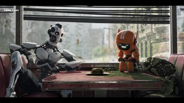 """""""Love, Death and Robots"""" tập 2: Tour du lịch kỳ quặc và ám ảnh của 3 chú robot - Ảnh 4."""
