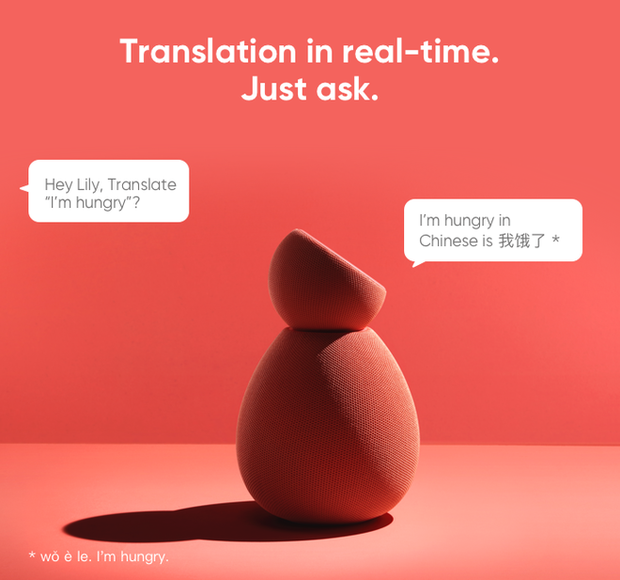Học tiếng Trung chưa bao giờ dễ đến thế với nàng robot Lily: Vừa dễ thương vừa thạo ngôn ngữ như người bản địa - Ảnh 4.
