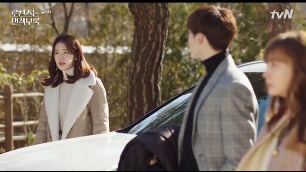 4 chiêu tỏ tình cộp mác mọt sách trong Phụ Lục Tình Yêu của Lee Jong Suk - Ảnh 2.