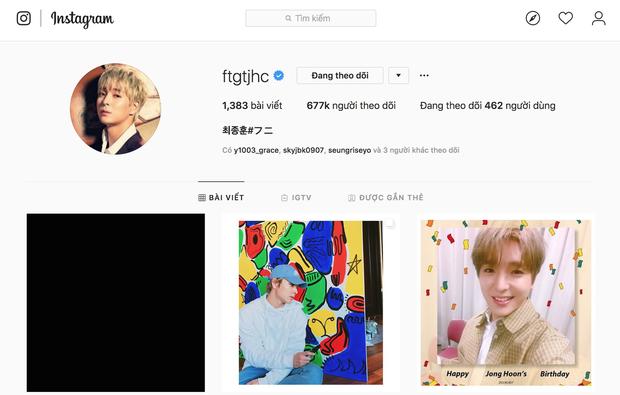 Sau 21 tiếng bị thẩm vấn, Choi Jong Hoon vẫn thản nhiên like dạo trên instagram như chưa từng có bê bối xảy ra - Ảnh 3.