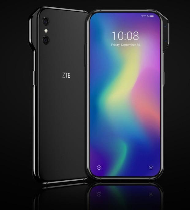 """Apple có """"tai thỏ"""", còn hãng Trung Quốc này lại thích làm smartphone """"tai khỉ"""" mới chất - Ảnh 3."""