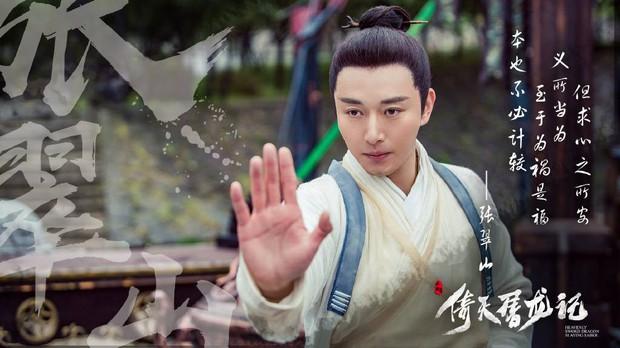 Hot boy Chân Hoàn Truyện tái ngộ khán giả với Tân Ỷ Thiên Đồ Long Ký, fan thảng thốt: Sao xài hao thế? - Ảnh 1.