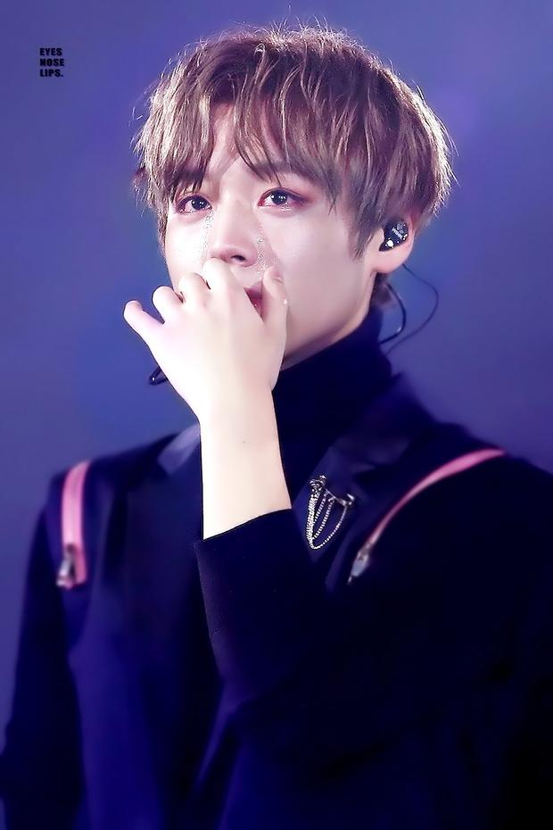Hot boy nháy mắt tiết lộ về mối quan hệ giữa các thành viên sau khi Wanna One tan rã - Ảnh 4.