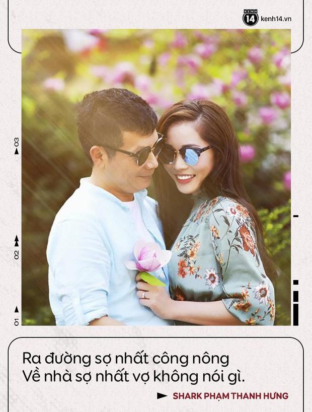 Nhắc đến bạn đời của mình, các doanh nhân Việt đình đám đã dùng những lời ngọt ngào thế này đây! - Ảnh 6.
