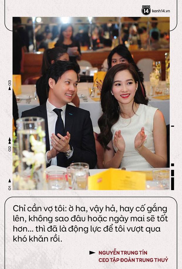 Nhắc đến bạn đời của mình, các doanh nhân Việt đình đám đã dùng những lời ngọt ngào thế này đây! - Ảnh 8.
