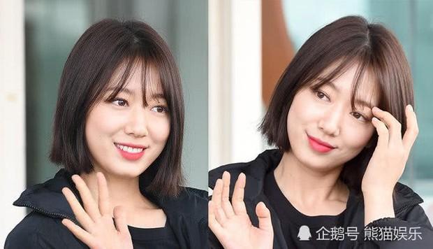 Fan Hàn tâng bốc lên mây xanh, netizen Trung tranh nhau chê Park Shin Hye béo đến mức già hẳn đi - Ảnh 1.