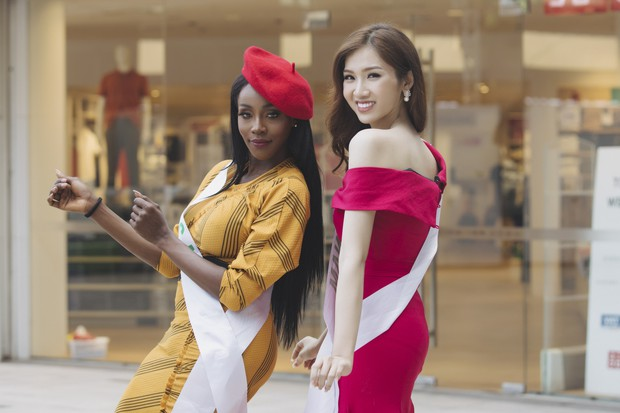 Đột nhập hậu trường Hoa hậu Chuyển giới Quốc tế: Nhật Hà và dàn thí sinh gấp rút tổng duyệt trước đêm thi quan trọng - Ảnh 8.