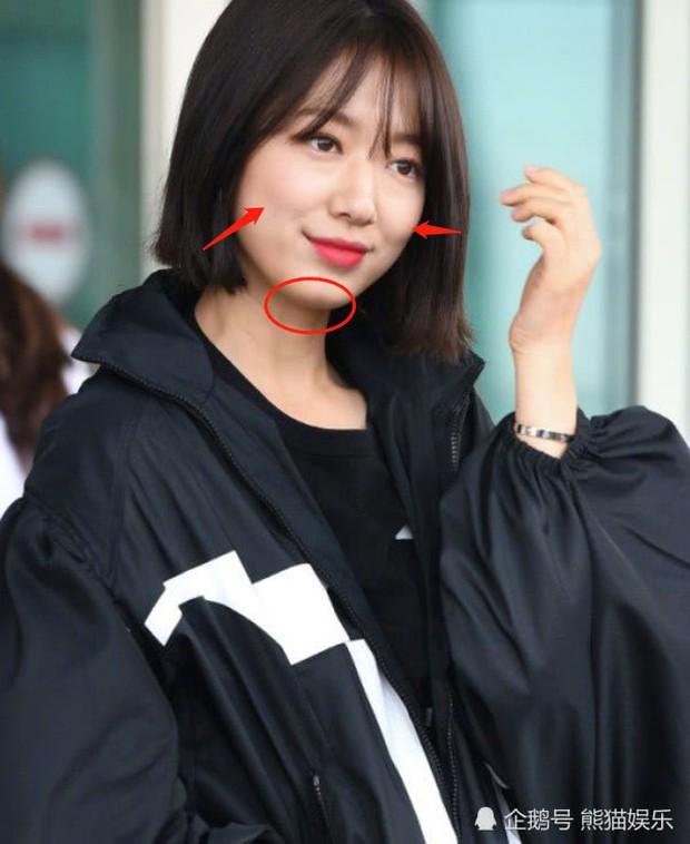 Fan Hàn tâng bốc lên mây xanh, netizen Trung tranh nhau chê Park Shin Hye béo đến mức già hẳn đi - Ảnh 4.