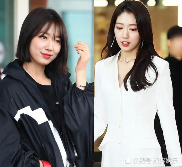 Fan Hàn tâng bốc lên mây xanh, netizen Trung tranh nhau chê Park Shin Hye béo đến mức già hẳn đi - Ảnh 7.
