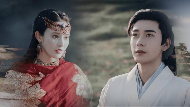 Lệng cấm phim cung đấu sờ gáy đến web drama, Đông Cung dính đạn khiến fan kêu gào phản đối - Ảnh 1.