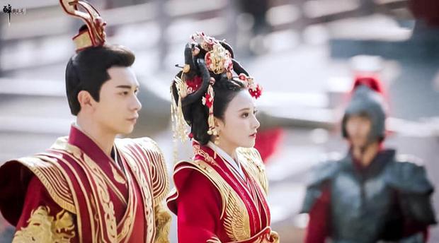 Lệng cấm phim cung đấu sờ gáy đến web drama, Đông Cung dính đạn khiến fan kêu gào phản đối - Ảnh 2.