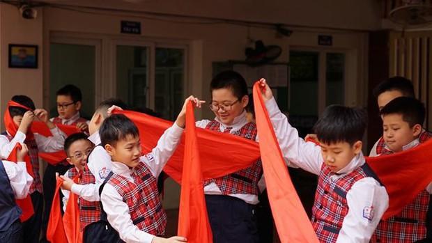 Ngôi trường có học sinh nhiều lần đón nguyên thủ quốc gia - Ảnh 12.