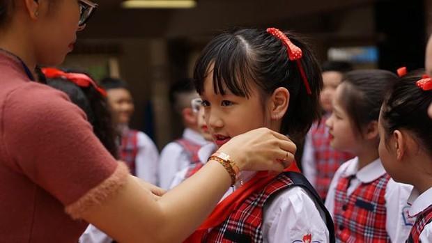 Ngôi trường có học sinh nhiều lần đón nguyên thủ quốc gia - Ảnh 15.