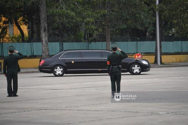 Chủ tịch Triều Tiên Kim Jong-un đến viếng đài tưởng niệm các Anh hùng, Liệt sĩ và lăng Chủ tịch Hồ Chí Minh - Ảnh 19.