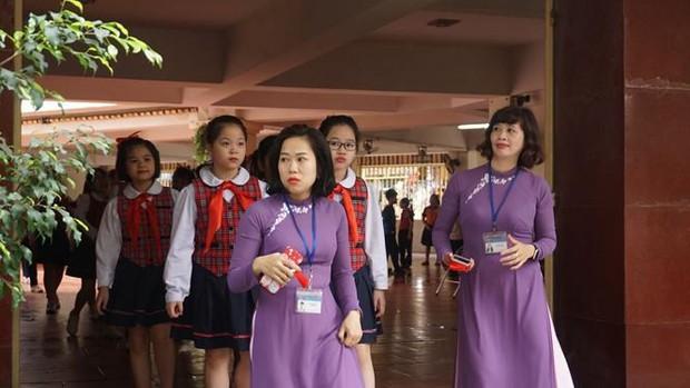 Ngôi trường có học sinh nhiều lần đón nguyên thủ quốc gia - Ảnh 9.