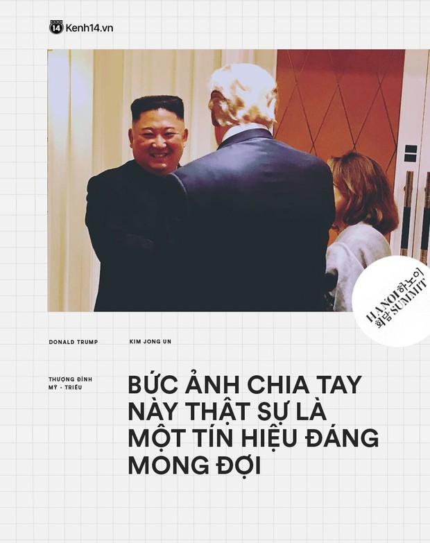 Những câu chuyện bên lề Thượng đỉnh Mỹ - Triều: Ông Trump vẫy cờ Việt, Chủ tịch Kim tươi cười và một Hà Nội mến khách! - Ảnh 2.