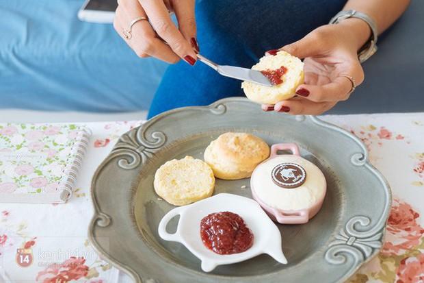 Không chỉ beefsteak, cả trà chiều kiểu Anh cũng có biết bao nhiêu thuật ngữ mà hội mê uống trà cần phải biết - Ảnh 5.