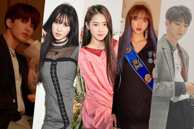 Những hội bạn idol đình đám Kpop từng học chung trường lớp: BTS, EXO đủ cả, nhóm số 10 và 15 gây sốt vì quá khủng - Ảnh 13.