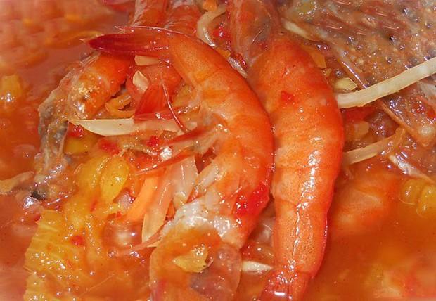 Không chỉ Huế, vùng núi phía Bắc còn có nơi cũng có đặc sản tôm chua ngon mà không phải ai cũng biết - Ảnh 3.
