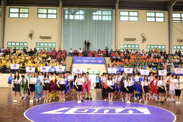 VUG - Giải thể thao lớn nhất dành cho sinh viên Việt Nam chính thức khởi tranh - Ảnh 3.