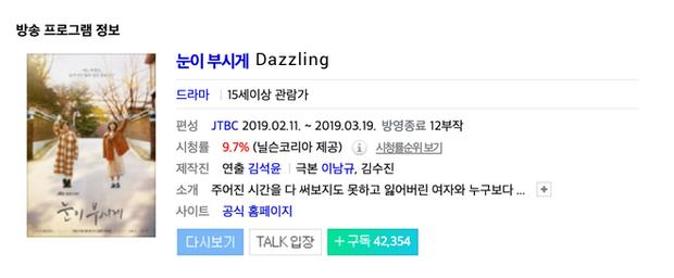 Trai đẹp Nam Joo Hyuk xuất hiện mập mờ, Dazzling vẫn bỏ xa 3 đối thủ ở mặt trận rating - Ảnh 2.