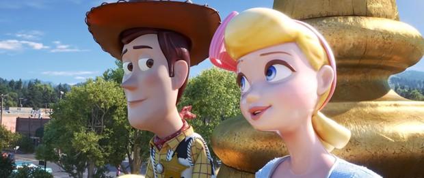 Cả rổ đồ chơi quen thuộc trở lại đối đầu búp bê quỷ ám trong trailer Toy Story 4 - Ảnh 4.
