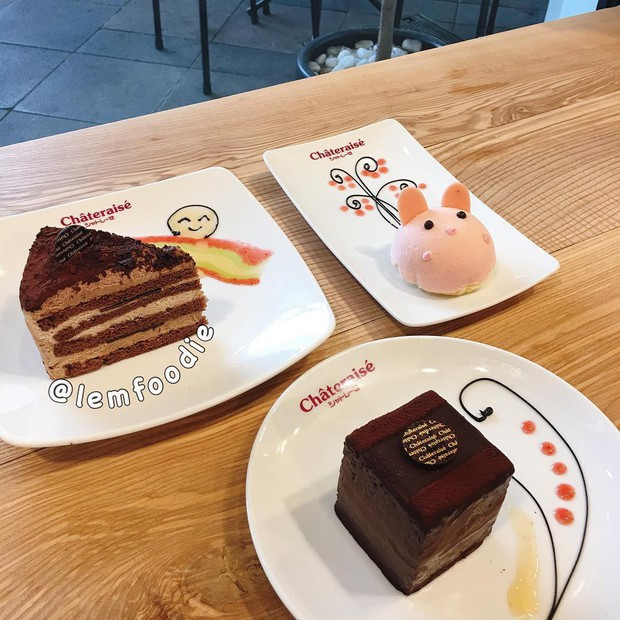 2 tiệm bánh ngọt mới toanh ở Hà Nội đang được dân tình thi nhau tới check-in ầm ầm - Ảnh 18.