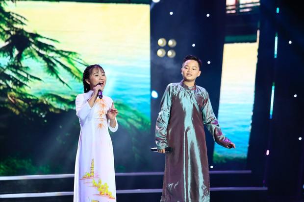 Diệu Nhi, Khả Như được dịp phá banh hit tuổi thơ Mây và núi trước mặt các học trò nhí - Ảnh 9.