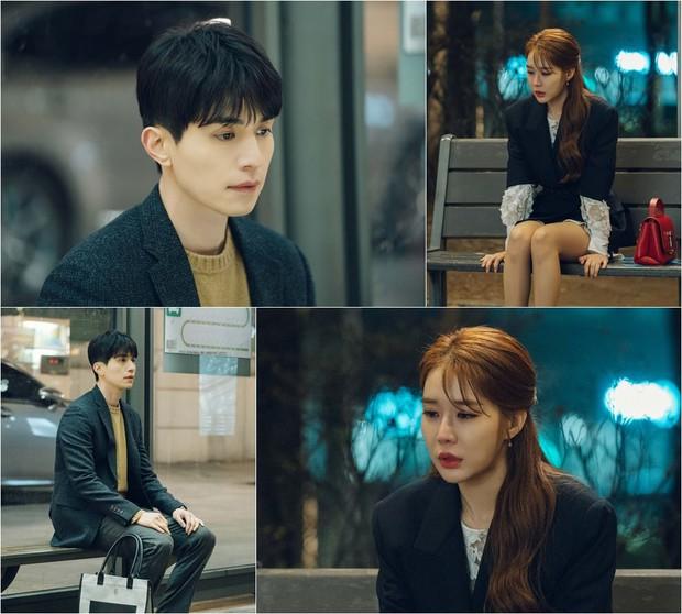 Trước khi chia tay, đây là vựa buffet thính của Lee Dong Wook và Yoo In Na trong Touch Your Heart - Ảnh 1.