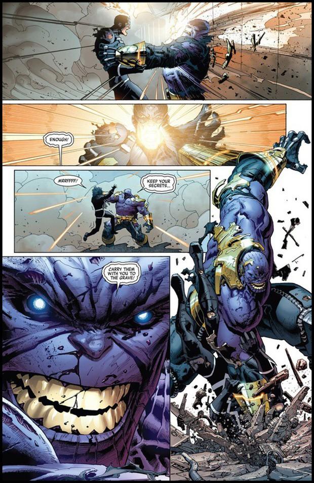 Hết hồn danh sách bại tướng dưới tay Thanos: Không chỉ mỗi nhóm Avengers, mà còn cả một bầu trời quái kiệt - Ảnh 3.
