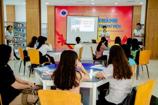 Trường Đại học Công nghiệp Thực phẩm TP. Hồ Chí Minh: Toàn cảnh tuyển sinh cao đẳng, đại học năm 2019 - Ảnh 6.
