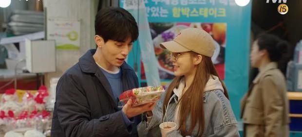 Trước khi chia tay, đây là vựa buffet thính của Lee Dong Wook và Yoo In Na trong Touch Your Heart - Ảnh 3.