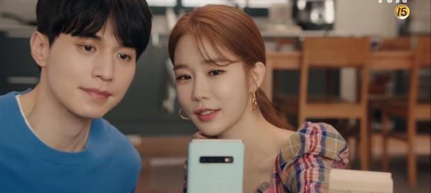 Trước khi chia tay, đây là vựa buffet thính của Lee Dong Wook và Yoo In Na trong Touch Your Heart - Ảnh 4.