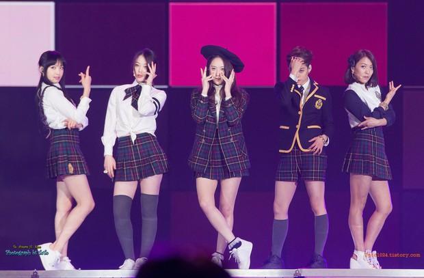 Nhìn lại những concept độc nhất vô nhị dẫn đầu xu hướng này có thể khẳng định: f(x) chính là nhóm nhạc nữ độc đáo nhất Kpop - Ảnh 7.