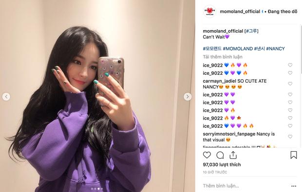 Đang thời điểm nhạy cảm, Nancy (Momoland) bỗng nhiên đổi tên tiếng Hàn từ Lee Seungri sang Lee Gru là ý gì đây? - Ảnh 2.