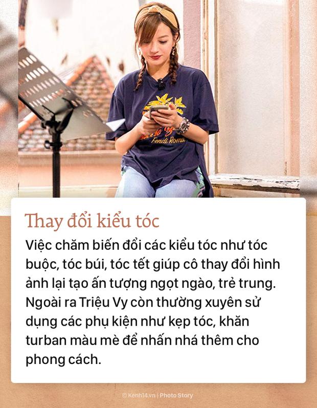 Bí kíp giúp Triệu Vy luôn giữ vững đẳng cấp nhan sắc trẻ trung, xinh đẹp - Ảnh 9.