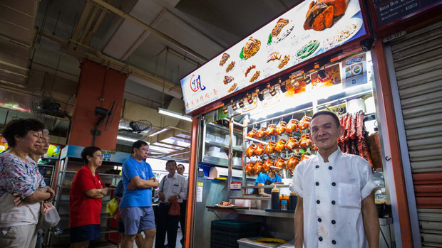 Cơ hội nghìn năm khó tìm: thưởng thức món cơm gà Hong Kong được sao Michelin ngay tại Hà Nội - Ảnh 4.