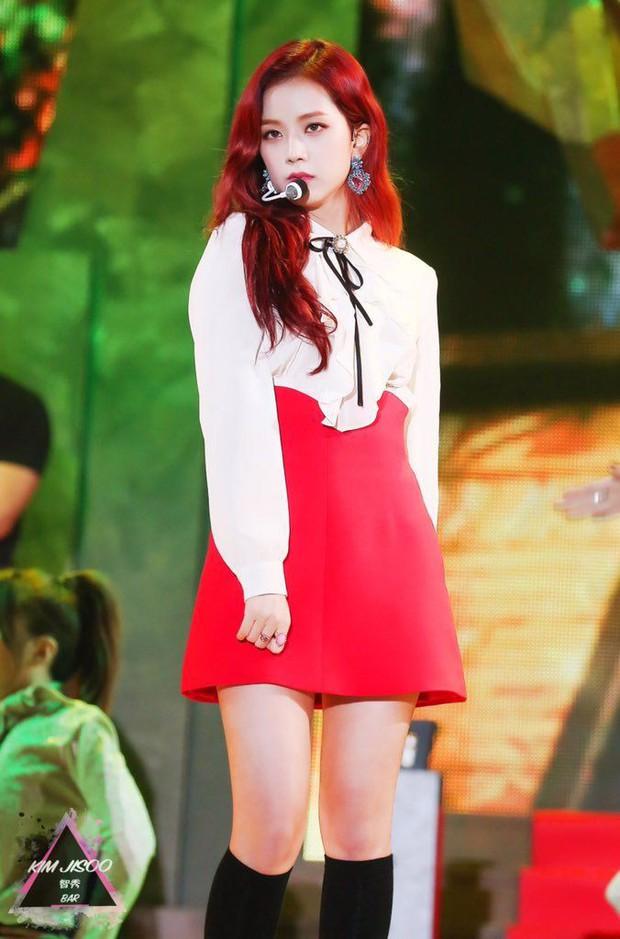 Dàn idol xuất sắc kiêm cả visual lẫn center trong các nhóm nhạc nữ gồm những ai? - Ảnh 4.