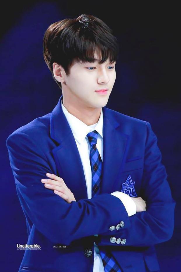 Mỹ nam Produce X 101 gây sốt với ngoại hình là phép cộng của L (Infinite) và Cha Eun Woo (ASTRO) - Ảnh 10.